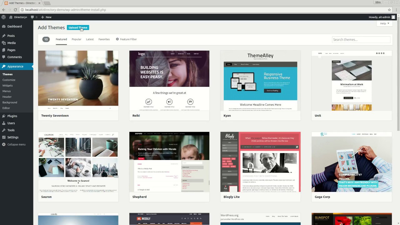 thesis wordpress theme video tutorial Here's a list of the best video wordpress themes available each of these wordpress themes is both beautiful and feature-rich check them out here's a list of the best video wordpress.