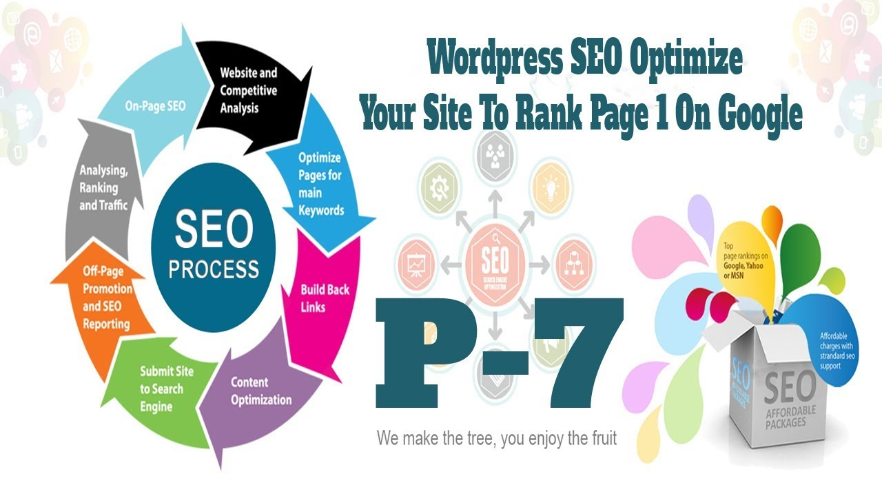 Wordpress SEO Optimize Your Site To Rank Page 1 On Google ...